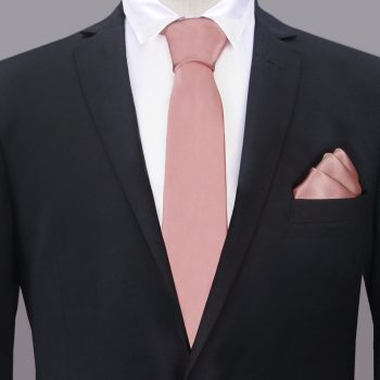 Rose Gold | Dusty Pink Tie