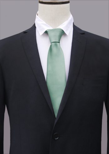 Sage Green Men's Tie