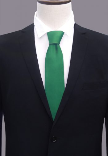 Emerald Green Men's Tie