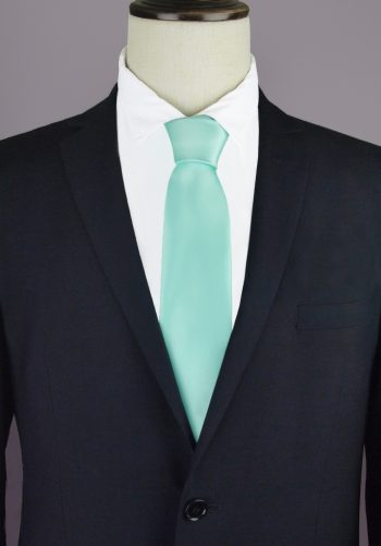 Mint Green Men's Tie